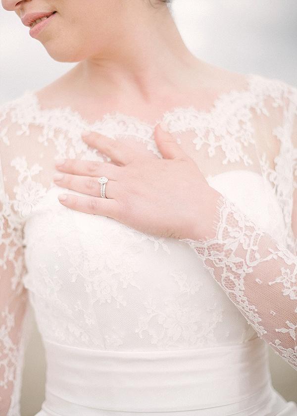 Wedding ring bridal duo