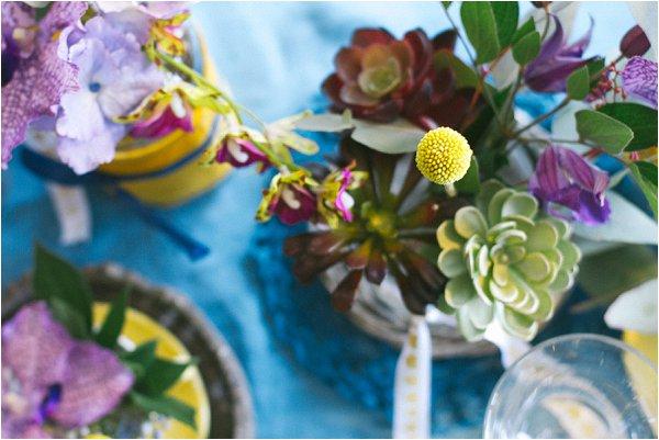 bright and bold wedding ideas