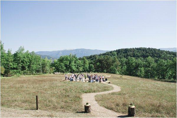 countryside weddings in France