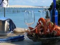 eating in Bordeaux region