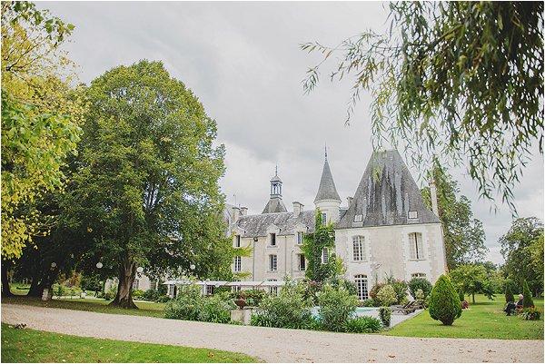 fairytale French wedding venue