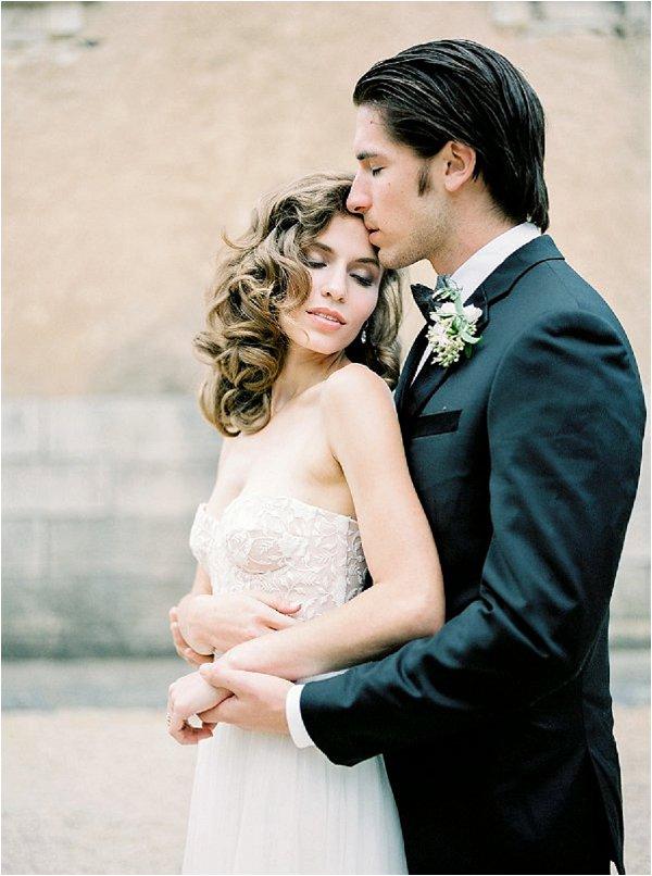 fine art elopement wedding