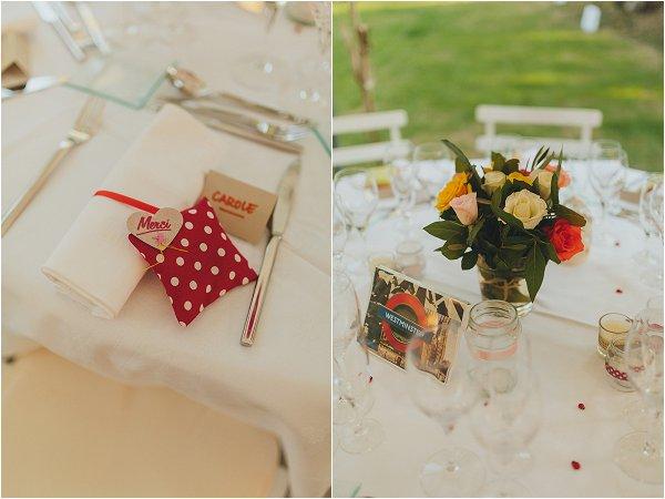 garden style wedding decorations
