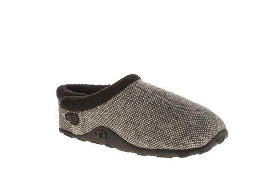 homeys black slippers