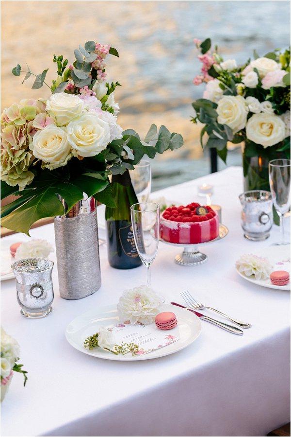 houseboat wedding ideas