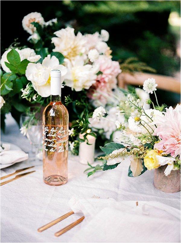 intimate wedding table ideas