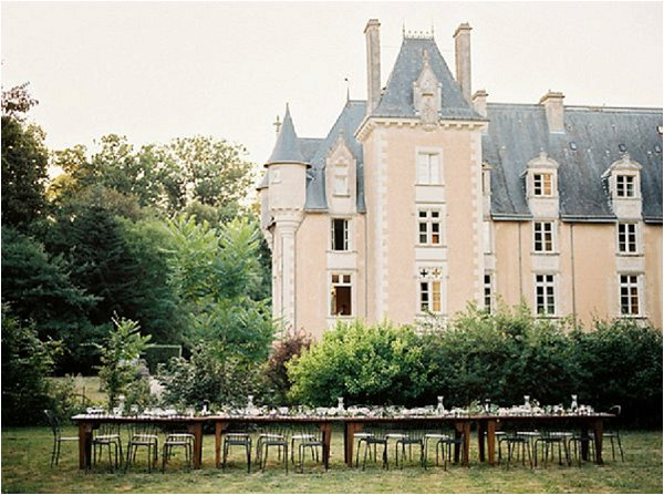 intimate wedding venue France