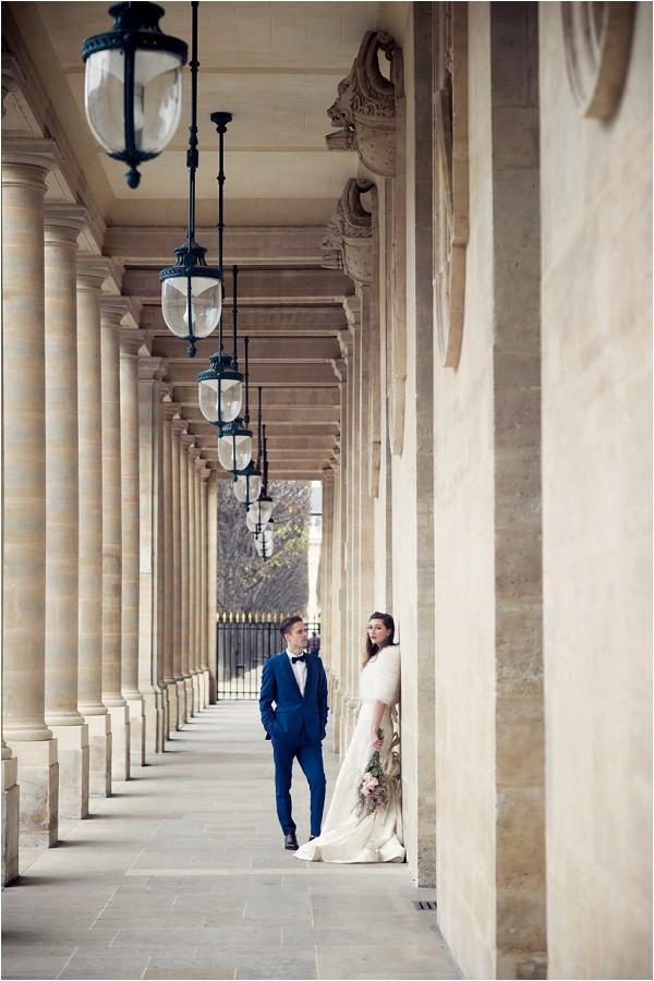 photo session in Paris for wedding