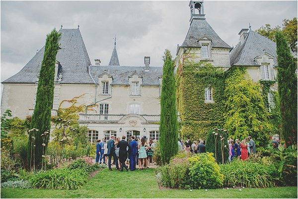 romantic wedding venue France