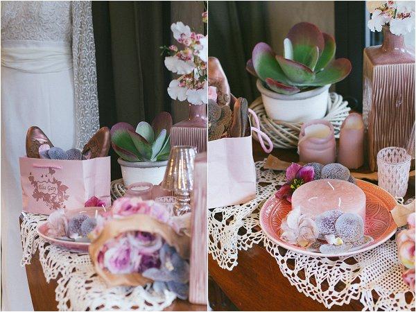 soft pink rose wedding ideas