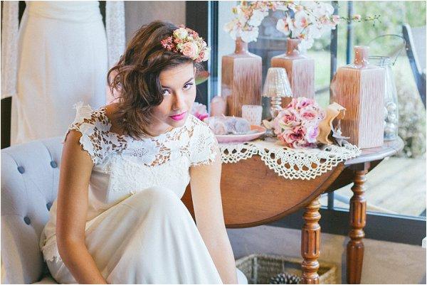 soft pink wedding ideas