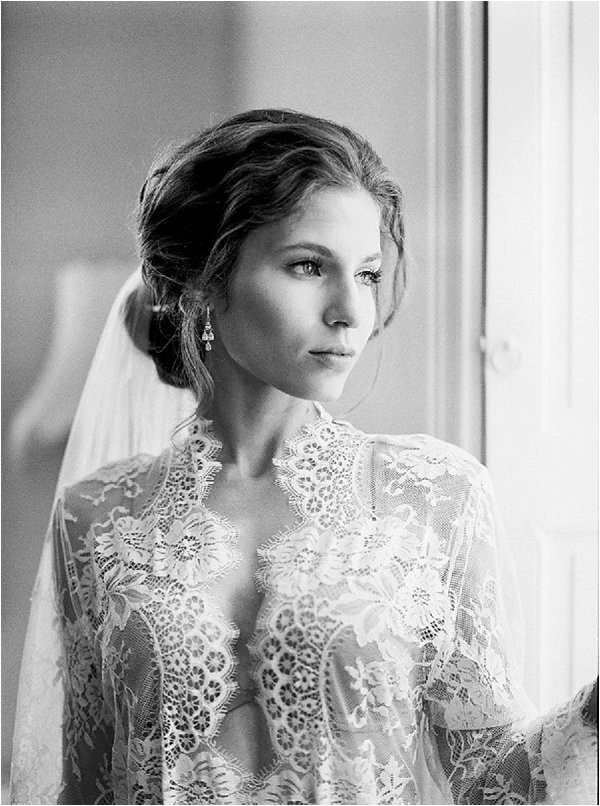 timeless bridal styling