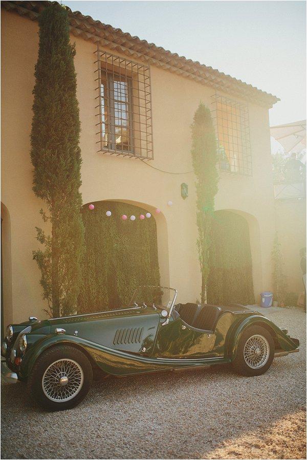vintage Morgan France