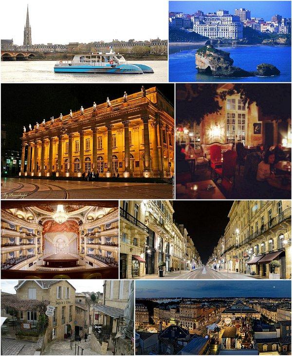 visiting Bordeaux