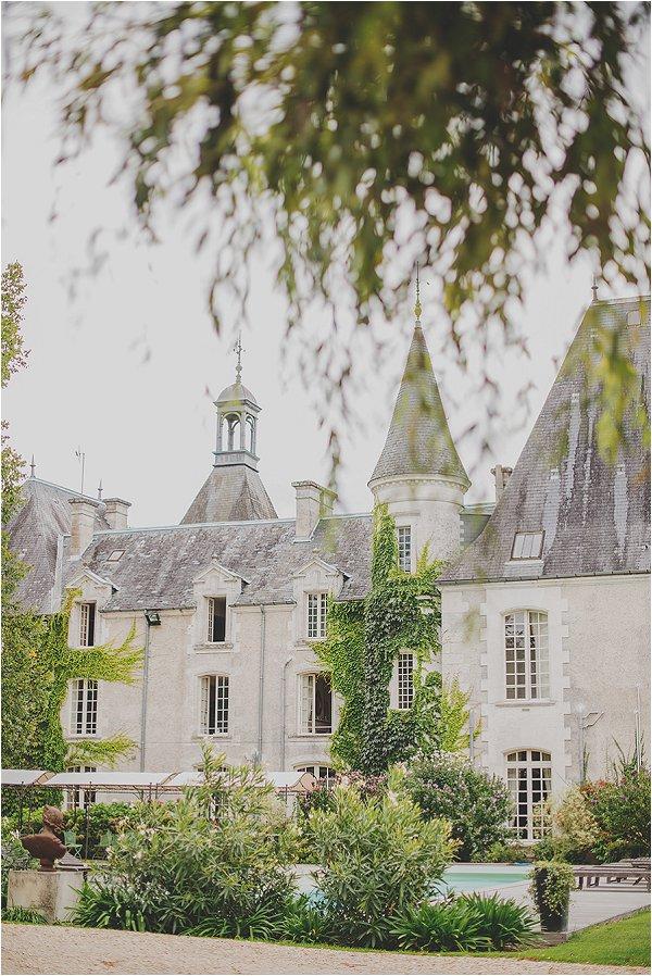 wedding venue chateau