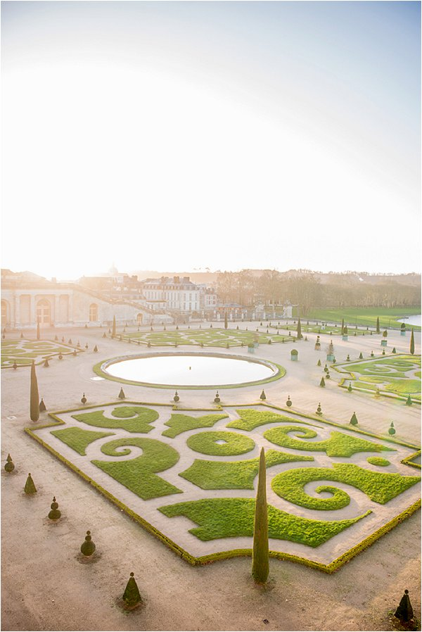 Beautiful Gardens of Versaille Paris