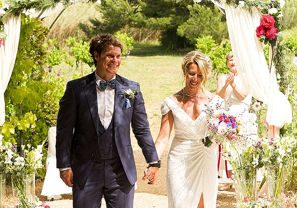 Chateau Du Puits es Pratx Wedding