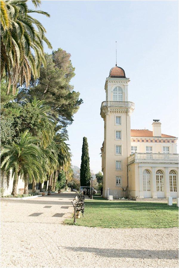 Chateau Saint Georges Grasse France