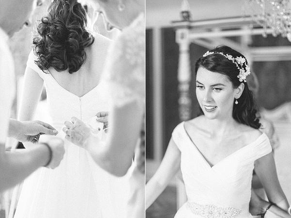Chic Pronovias Bride