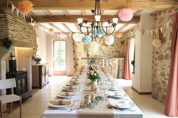 Domaine de Grolhier Aquitaine Wedding Venue