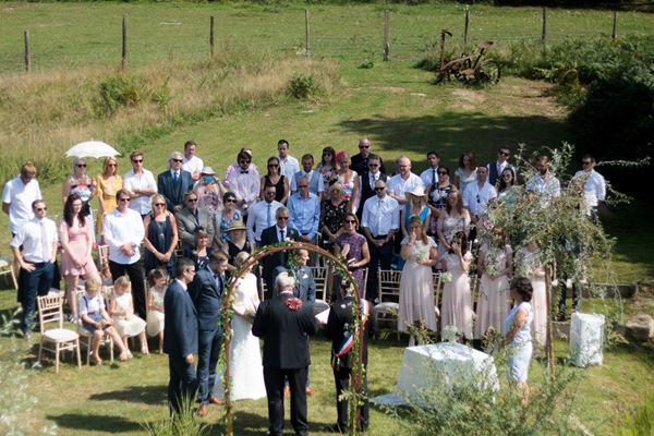 Domaine de Grolhier Wedding Venue in Aquitaine