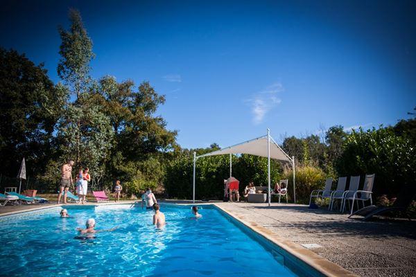 Domaine de Grolhier Wedding Venue with Pool