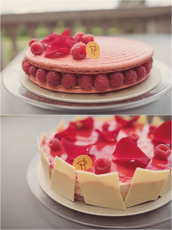 French gateaux wedding cakes