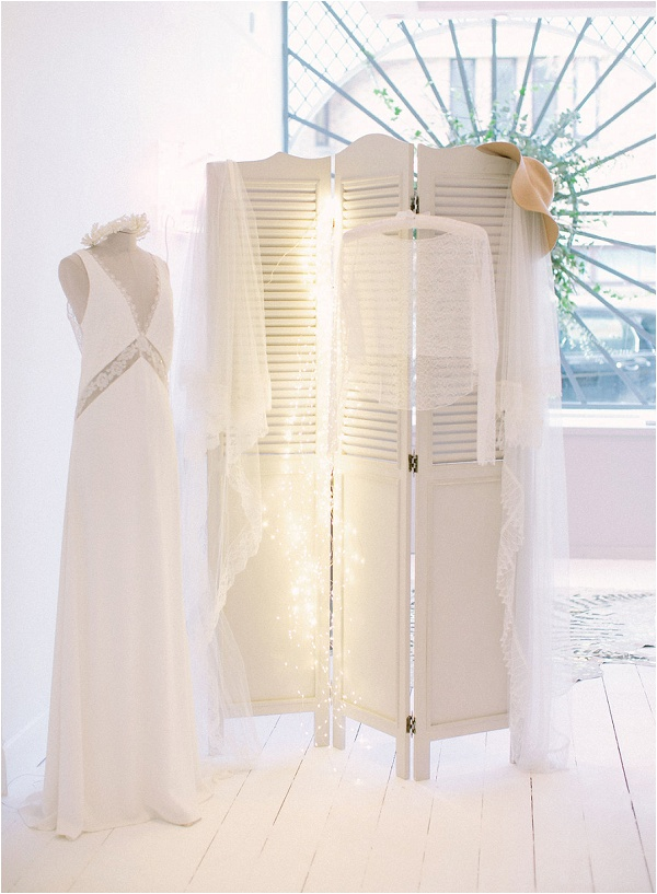 French wedding dresses London