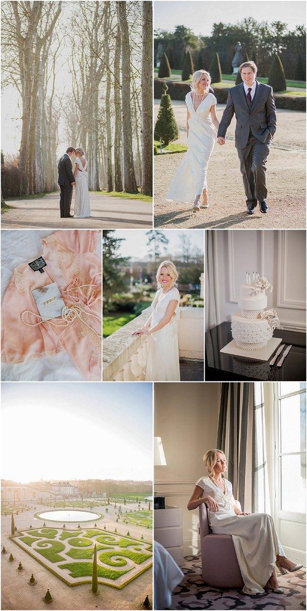 Hotel Trianon Wedding Versailles Snapshot