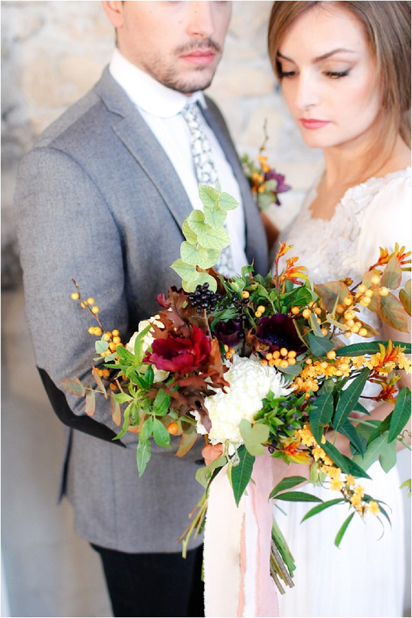 Ideas for an autumn french wedding