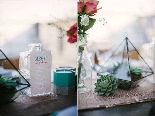 alternative wedding decor ideas