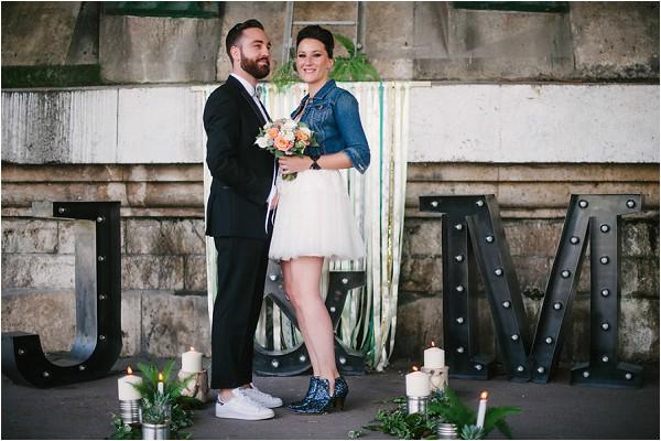 alternative wedding ideas Paris