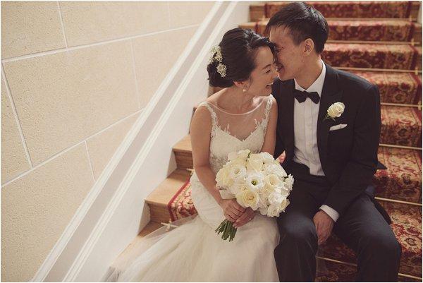asian real wedding France