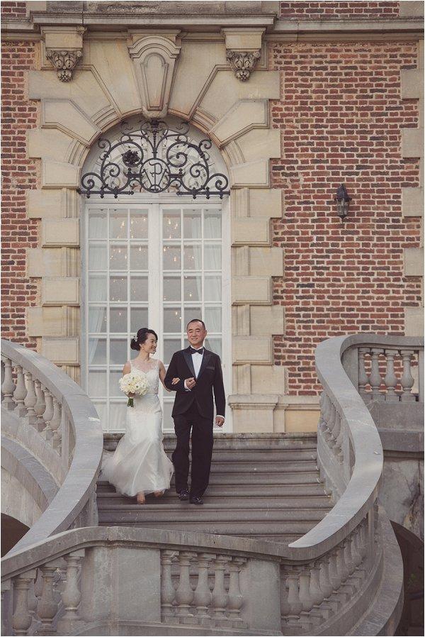 asian wedding in France