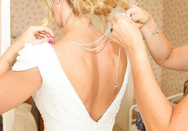 back jewelry for wedding dress