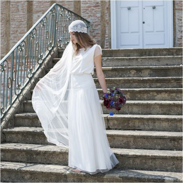 bridal accessories created in France