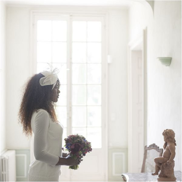 bridal accessories hand made in France