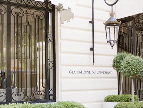 Cap Ferrat Grand Hotel France