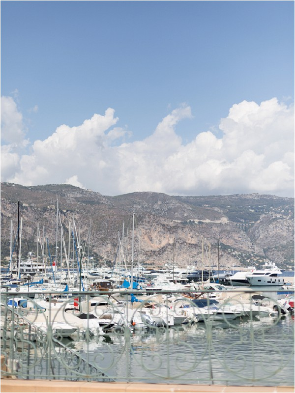 Port of Cap Ferrat