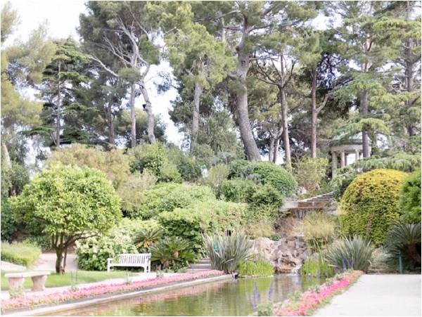 Gardens in Cap Ferrat