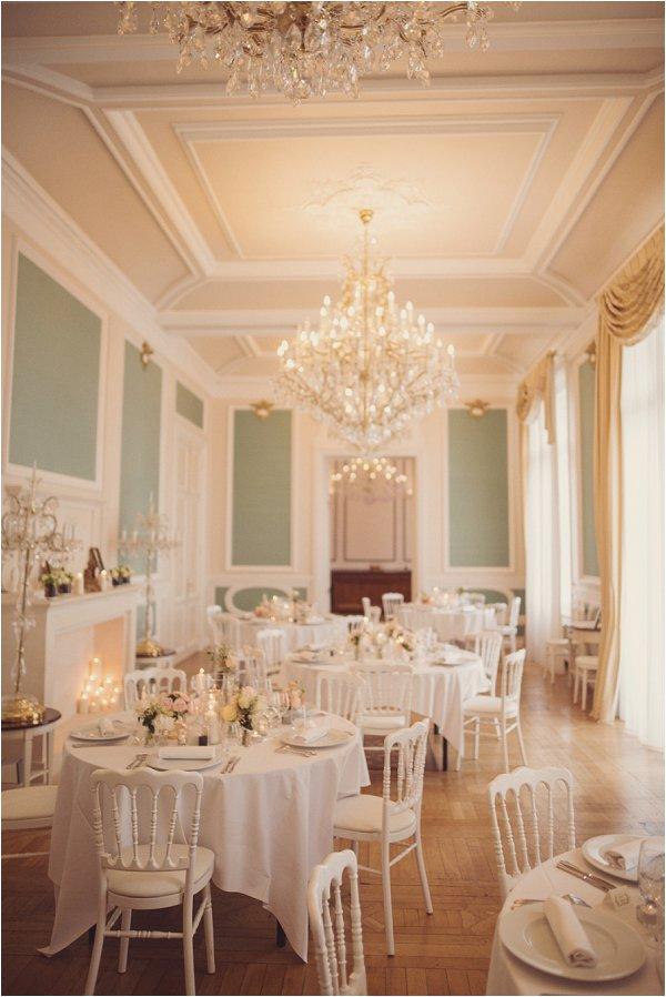 chic chateau wedding ideas