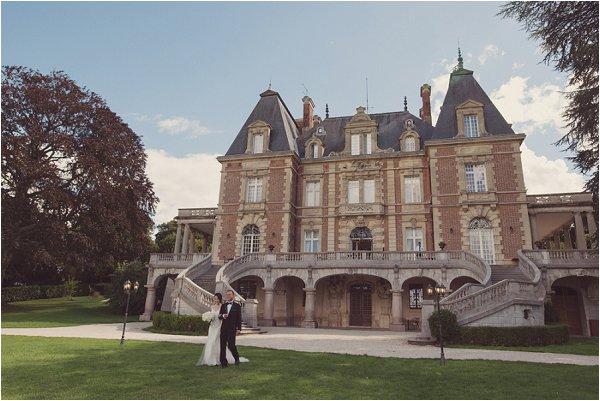 destination wedding chateau France