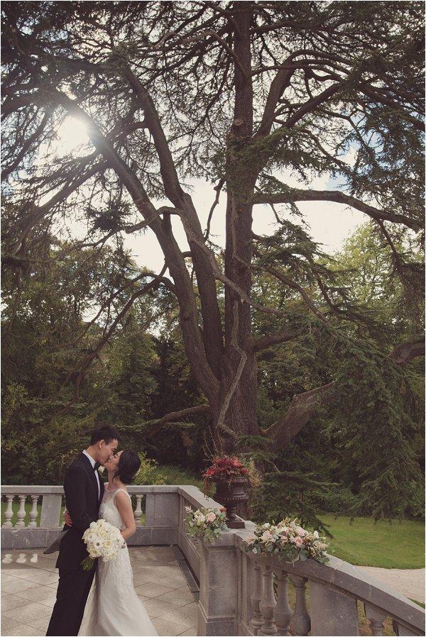 fairytale wedding near Paris