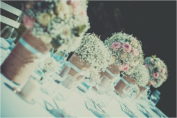 flowers table centerpieces wedding marseille aix en provence