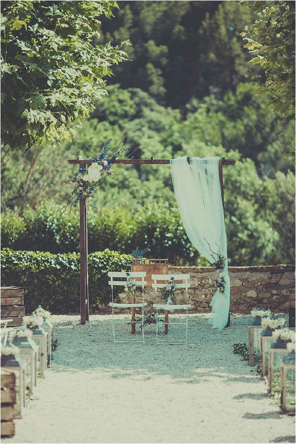 outdoor ceremony wedding planner provence marseille aix en provence