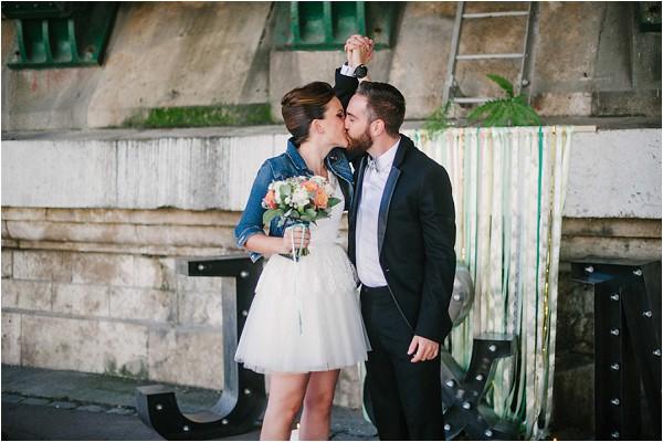 rock n roll wedding photographer Paris