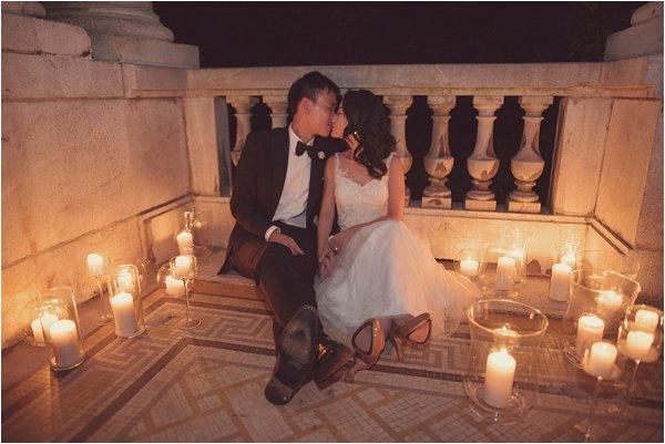 romantic real wedding photography