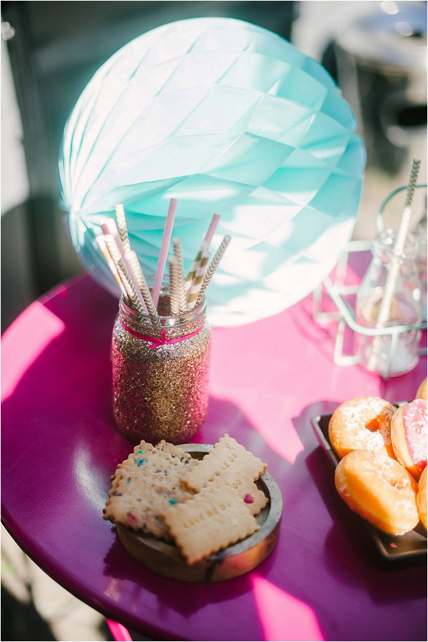 sparkle wedding ideas