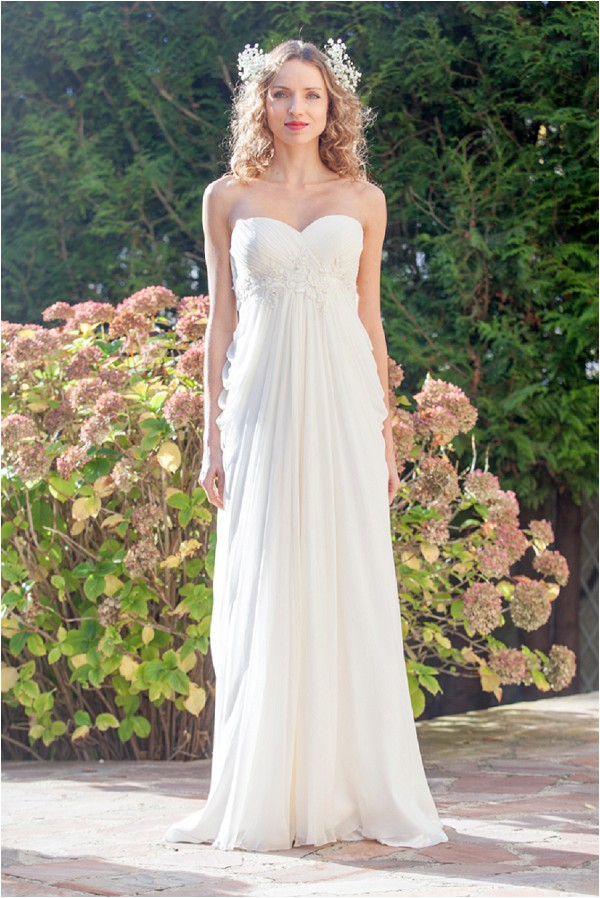 Vintage Inspired Wedding Dresses Alesandra Paris French