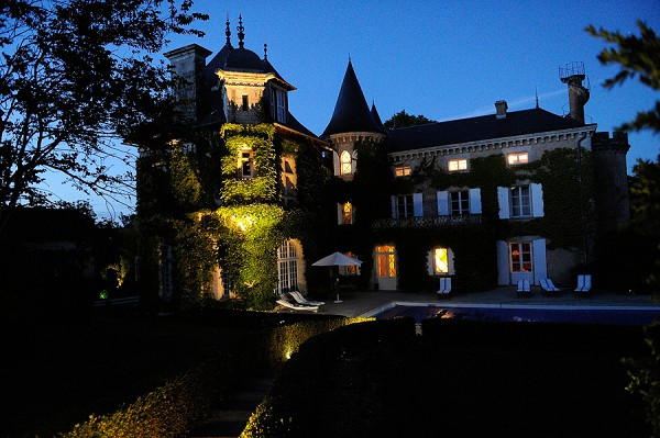 Beautiful chateau wedding in France